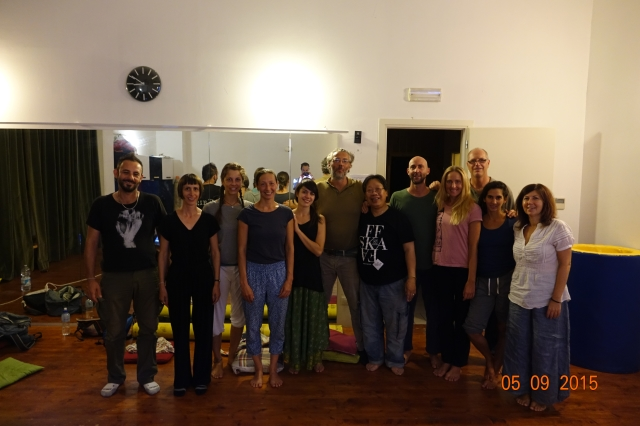 WORKSHOP PONTEDERA 5.9.15 TQH