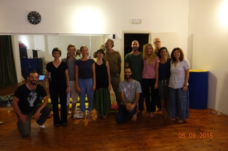 WORKSHOP PONTEDERA 5.9.15